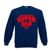 felpa super dad