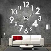 orologio da parete gigante