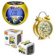 sveglia orologio dei minions