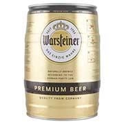 Warsteiner Premium Fusto 5 litri di birra