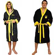rocky bathrobe