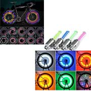 led bike wheel