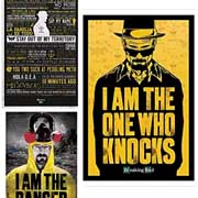 poster gadget heisenberg breaking bad