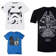 t-shirt per lui star wars