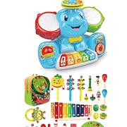 musical instruments children