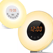 Lampada wake up light