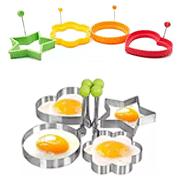 set di formine per cucinare uovo