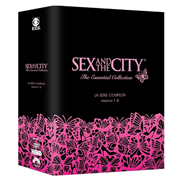 Sex and the City Stagione 1-6