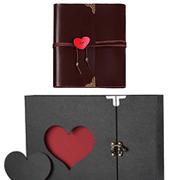 heart photo album