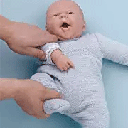 baby doll fisioterapia