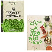 libro di ricette vegetariane