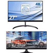monitor a led 4k