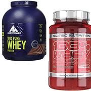 proteine cioccolato