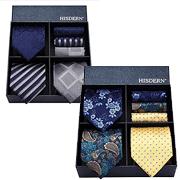 set di cravatte per lui