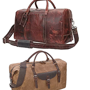valigia in pelle